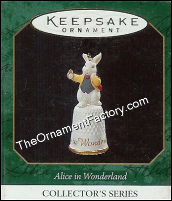 1997 Alice in Wonderland #3, Miniature