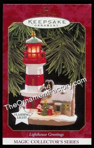 1997 Lighthouse Greetings #1