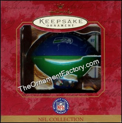 1997 NFL Collection - Seattle Seahawks Blimp
