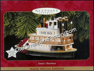 1997 Santas Showboat, Magic