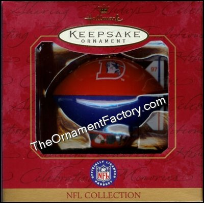 1997 NFL Collection - Denver Broncos Blimp