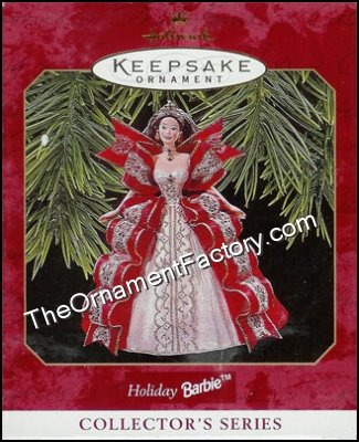 1997 Holiday Barbie #5