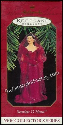 1997 Scarlett O'Hara #1, Gone With the Wind