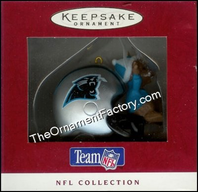 1995 NFL, Carolina Panthers Helmet