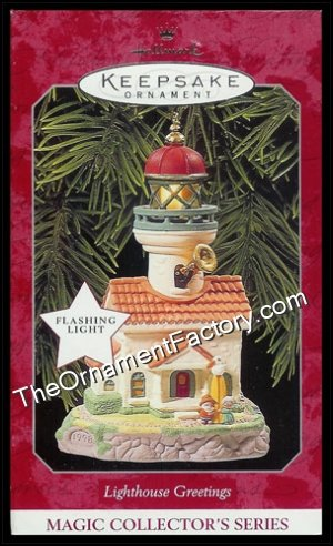 1998 Lighthouse Greetings #2