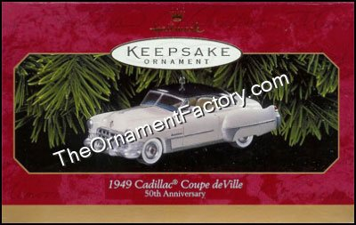1999 1949 Cadillac Coupe deVille - White Box