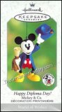 1999 Happy Diploma Day! Mickey & Co.