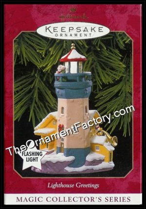 1999 Lighthouse Greetings #3