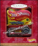 2000 1968 DEORA, Hot Wheels - Green