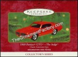 2000 1969 Pontiac GTO-The Judge, Classic American Cars #10