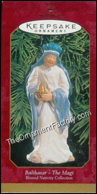 1999 Balthasar - The Magi, Blessed Nativity Collection