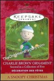 2000 Charlie Brown, A Snoopy Christmas, Peanuts