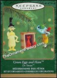 2000 Green Eggs and Ham, Dr Seuss, Miniature