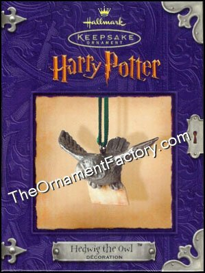 2000 Harry Potter, Hedwig the Owl