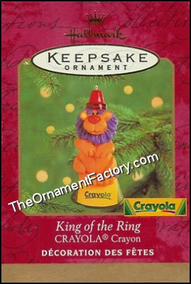 2000 King of the Ring, Crayola