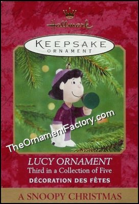 2000 Lucy, A Snoopy Christmas, Peanuts
