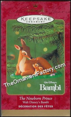 2000 The Newborn Prince, Disneys Bambi