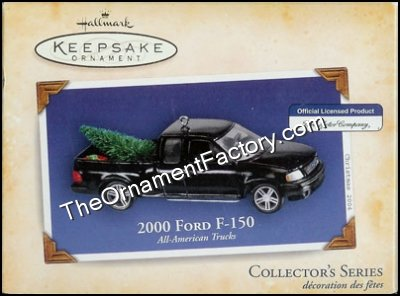 2004 2000 Ford F-150, All-American Trucks #10