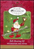 2000 Bell-Bearing Elf, Club Ornament