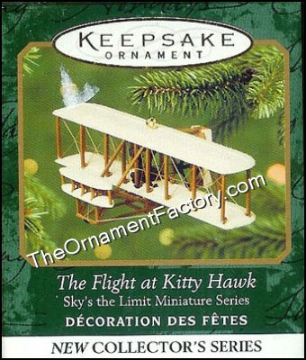 2001 The Flight at Kitty Hawk, Sky's the Limit Miniature