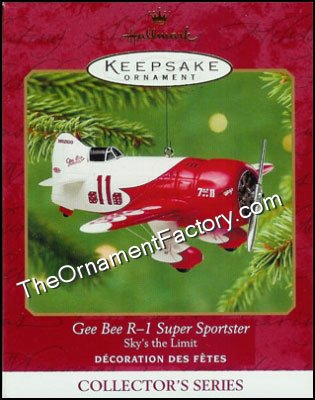 2001 Gee Bee R-1 Super Sportster, Skys The Limit #5 - Rare