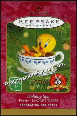 2001 Holiday Spa Tweety, Looney Tunes