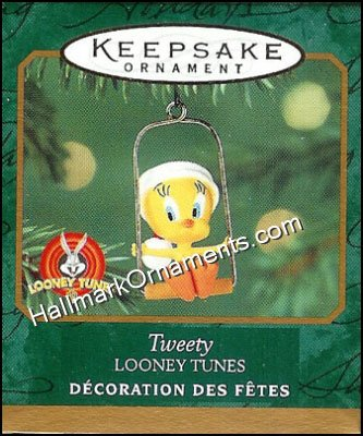 2001 Tweety, Miniature