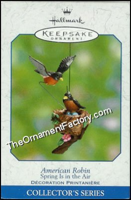 2002 American Robin, Spring is in the Air #3