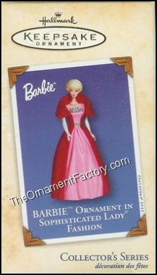 2002 Sophisticated Lady, Barbie #9
