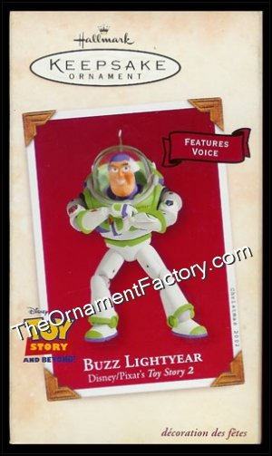 2002 Buzz Lightyear, Disneys Toy Story 2