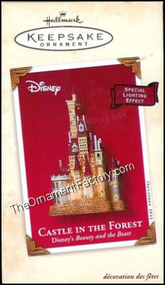 2002 Castle in the Forest, Disneys Beauty and the Beast