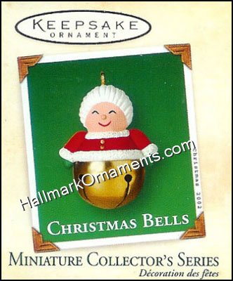 2002 Christmas Bells #8, Miniature