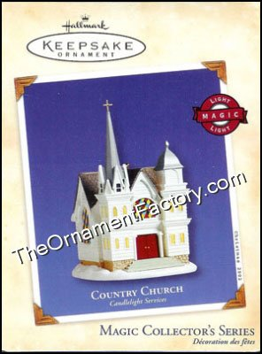 2002 Country Church, Candlelight Services #5