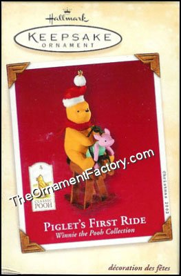 2002 Piglet's First Ride, Winnie the Pooh