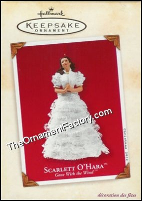 2002 Scarlett OHara, Gone With the Wind
