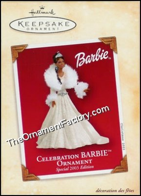 2003 Celebration Barbie Af-Am