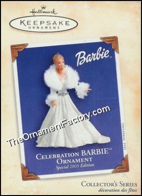 2003 Celebration Barbie #4