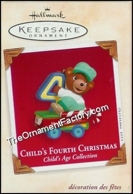2003 Child's Fourth Christmas