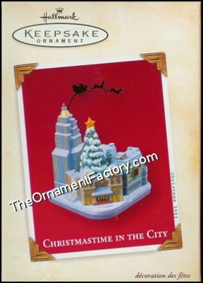2003 Christmastime in the City