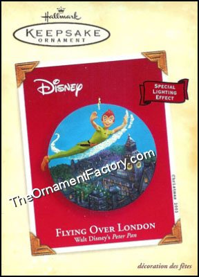 2003 Flying Over London , Disneys Peter Pan