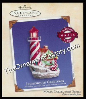 2003 Lighthouse Greetings #7