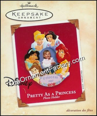 2003 Pretty as a Princess