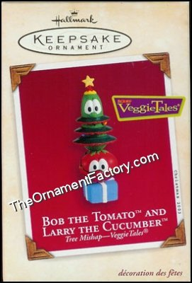 2003 Bob the Tomato and Larry the Cucumber, VeggieTales