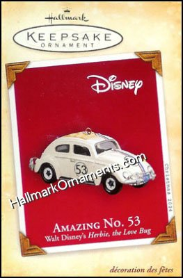 2004 Amazing No. 53, Disney's Herbie the Love Bug