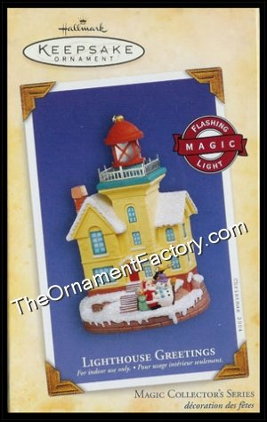 2004 Lighthouse Greetings #8