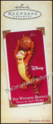 2004 Winning Bounce, Tigger from Winnie the Pooh