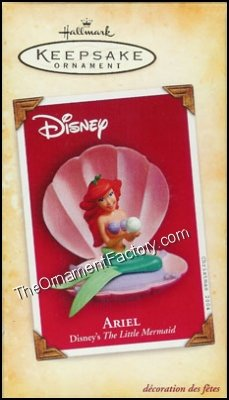 2004 Ariel, Disneys The Little Mermaid