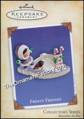 2004 Frosty Friends #25