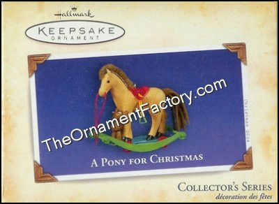 2004 A Pony For Christmas #7