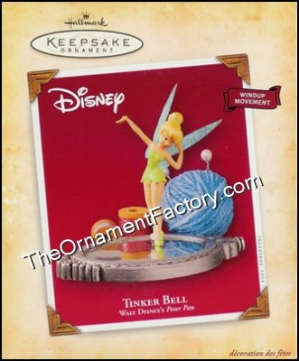 2004 Tinker Bell, Disney, Magic